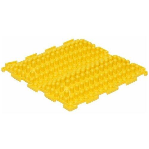 массажные коврики ортодон волна жёсткая Массажный коврик Ортодон Волна жёсткая (жёлтая)