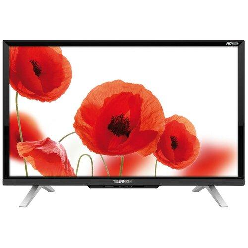 Фото - Телевизор TELEFUNKEN TF-LED32S19 31.5, черный телевизор telefunken 23 6 tf led24s19t2 черный