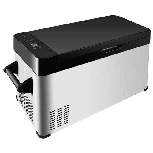 Компрессорный автохолодильник Libhof Q-55 (12V/24V, 110V/220V опционально, 50л)