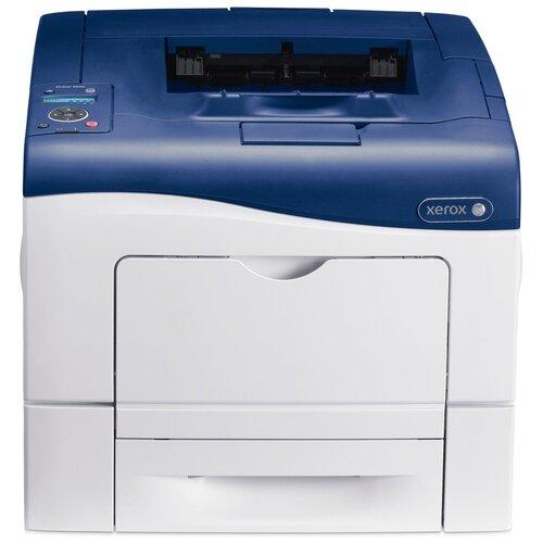Фото - Принтер Xerox Phaser 6600DN, белый/cиний принтер xerox phaser 3020bi белый