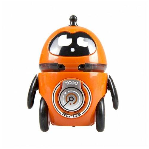 Фото - Робот Silverlit Дроид За мной Оранжевый 88575-2 интерактивная игрушка робот silverlit macrobot оранжевый