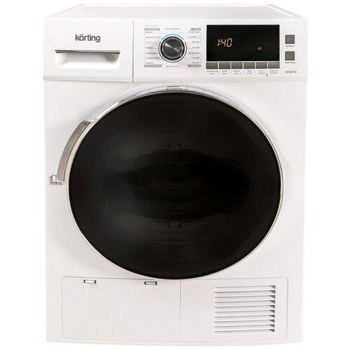 Сушильная машина Korting KD 60 T8 белый
