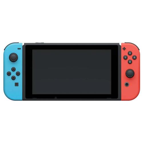 Фото - Игровая приставка Nintendo Switch rev.2 32 ГБ, неоновый синий, неоновый красный, игровая приставка nintendo switch lite grey