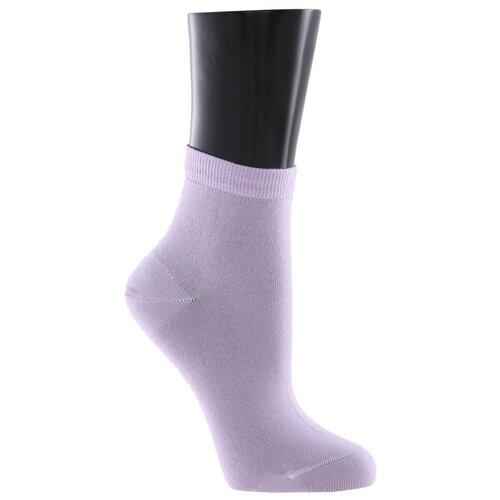 Носки женские Collonil Classic 882 фиолетовые 3941