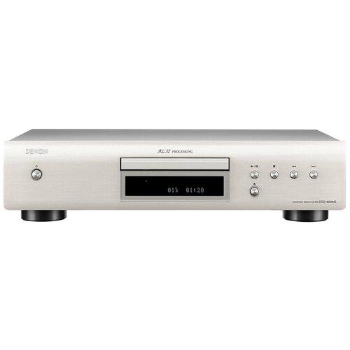 CD-проигрыватель Denon DCD-600NE Premium Silver