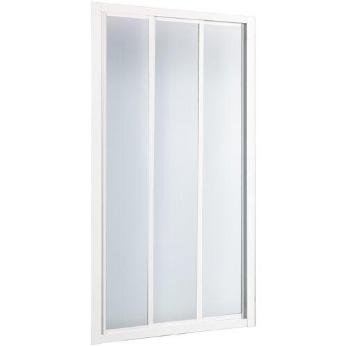 Раздвижные двери River La Manche 100 МТ прозрачный белый