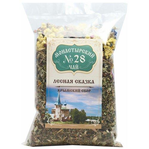 Чай травяной Крымский чай Монастырский № 28 Лесная сказка, 100 г