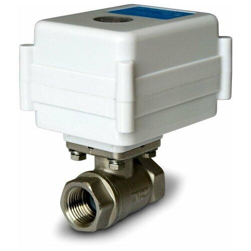 Кран с электроприводом МК 220B 1/2 кран с электроприводом neptun кран с электроприводом neptun aquacontrol 220в ½