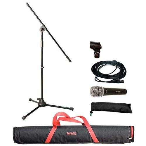 Микрофон Superlux MSK10B(P), черный