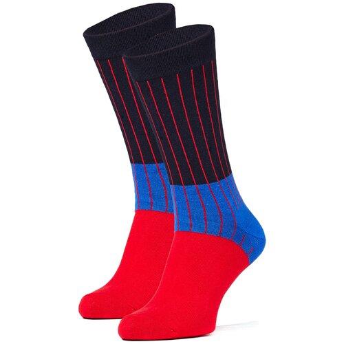 Носки Красная Жара (ярко-красный; королевский синий; темно-синий) 38-44