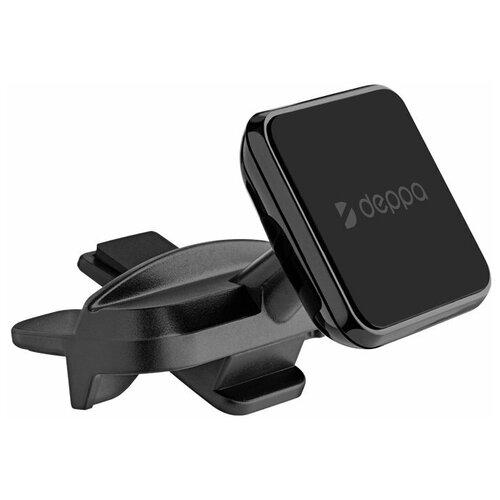 Магнитный держатель Deppa Mage CD mini черный