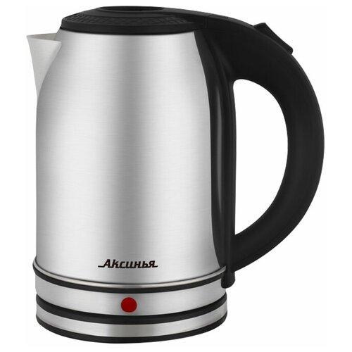 Чайник Аксинья КС-1012, черный