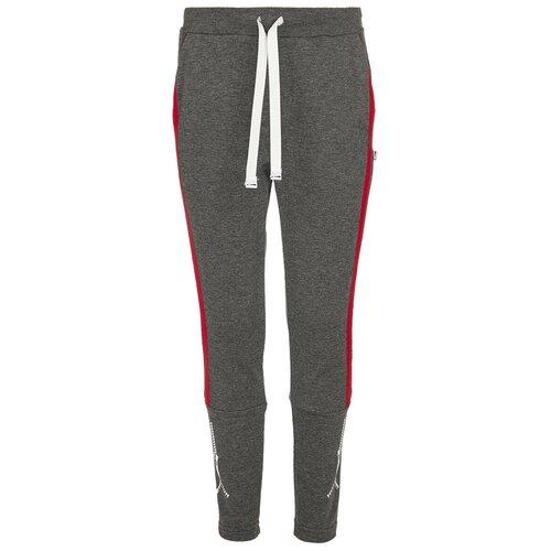 Фото - Спортивные брюки Nota Bene размер 122, темно-серый спортивные костюмы nota bene брюки спортивные для мальчика 192170601