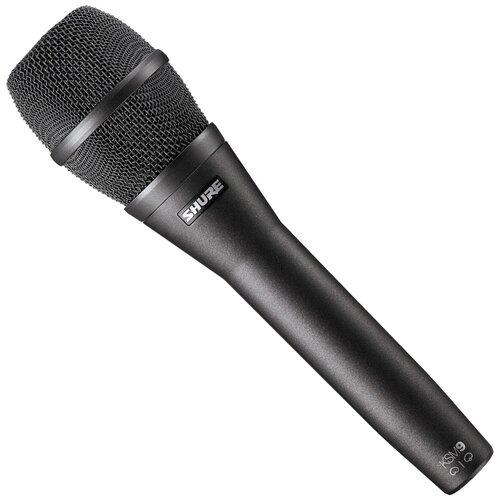 Микрофон Shure KSM9, черный
