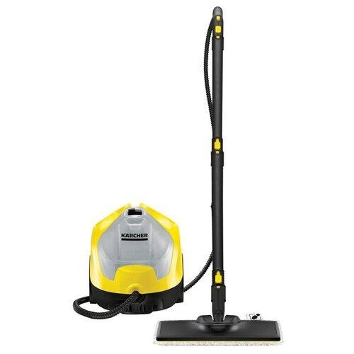 Фото - Пароочиститель KARCHER SC 4 EasyFix Iron Kit, желтый/черный пароочиститель karcher sc 2 желтый черный [1 512 050 0]