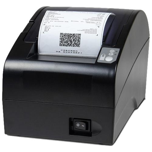 Фискальный регистратор АТОЛ FPrint-22ПТК (ФН 15 мес., Черный)
