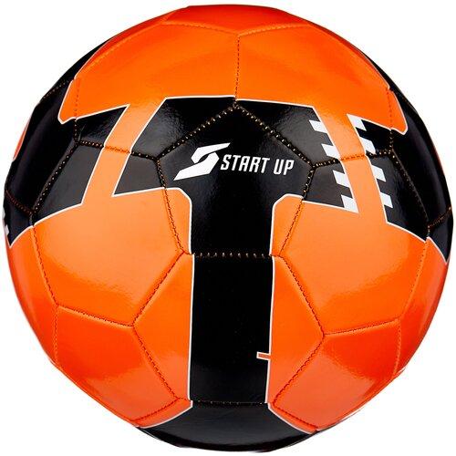 Футбольный мяч START UP E5120 оранжевый/черный 5 мяч start up e5126 5 yellow violet