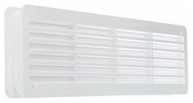 Решетка вентиляционная дверная приточно-вытяжная Вентс МВ 450/2 — купить по выгодной цене на Яндекс.Маркете