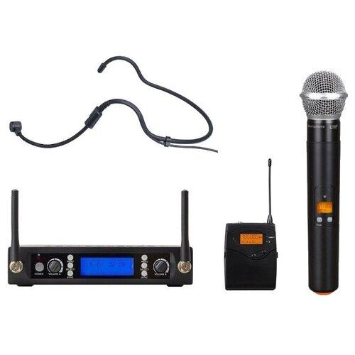Микрофон NOIR-audio U-3200-HS6/H в кейсе