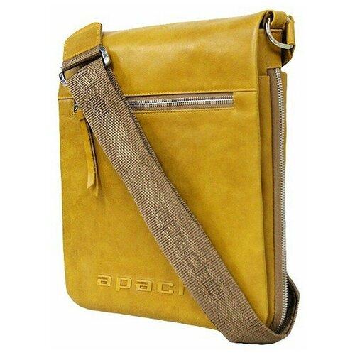 Сумка-планшет Apache СМ-6013-А, желтый