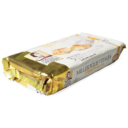 Печенье Matilde Vicenzi слоеное трубочки с заварным кремом 125 г печенье слоеное 550г мон шарме