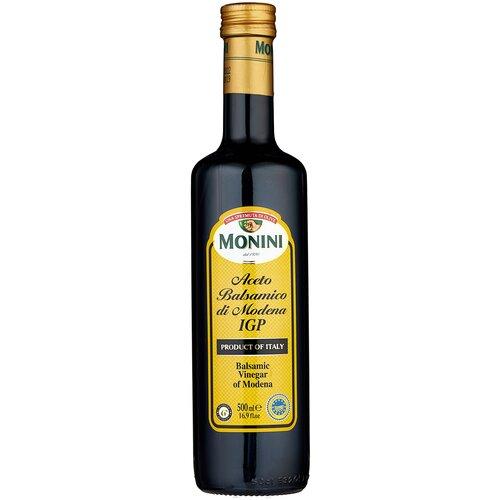 Фото - Уксус Monini бальзамический винный, 500 мл уксус chatel винный с ароматом малины 6% 500 мл