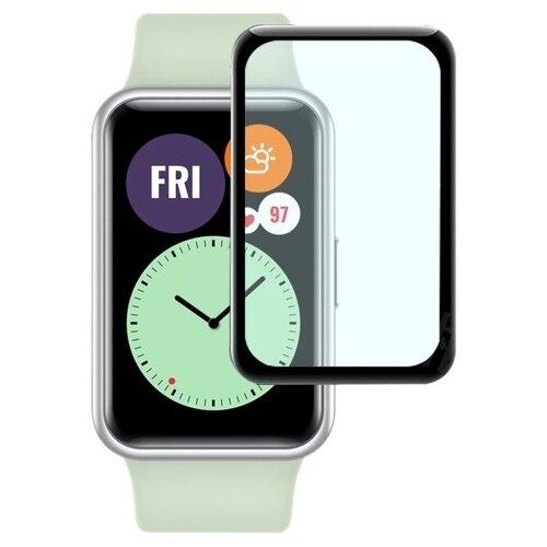 Гидрогелевая защитная пленка для экрана смарт-часов Huawei Watch Fit