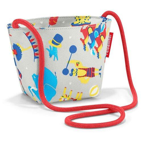 Сумка детская minibag circus red