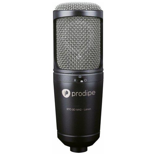Микрофон Prodipe STC-3D MK2 Lanen, черный