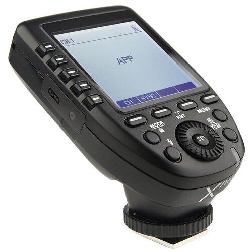 Фото - Трансмиттер Godox Xpro-N TTL для Nikon радиосинхронизатор godox xpro c для canon