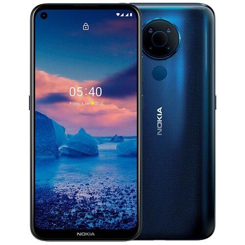 Смартфон Nokia 5.4 4/128GB полярная ночь