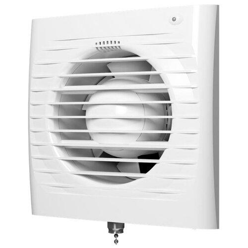Вытяжной вентилятор ERA ERA 5S-02, белый 16 Вт вытяжной вентилятор era pro storm ywf2e 250 черный 80 вт