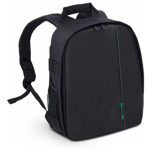 Фото - Рюкзак для фотокамеры RIVACASE 7460 (PS) черный printio рюкзак 3d мы едем едем едем