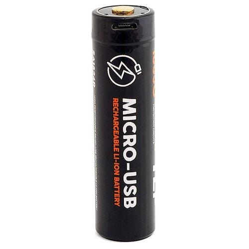 Фото - Аккумулятор Li-Ion 3300 мА·ч Яркий Луч YLP LG1833R 18650, 1 шт. аккумулятор li ion 2600 ма·ч ansmann 18650 с защитой 1 шт