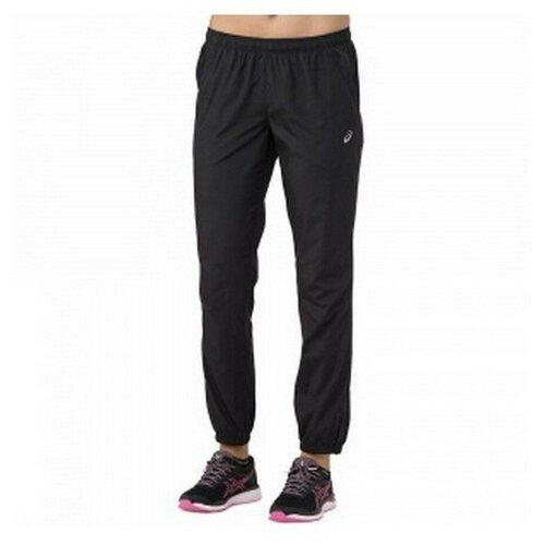 брюки мужские asics 2031a968 400 tailored pant 2031a968400 3 размер 50 цвет черный Брюки женские спортивные ASICS 2012A020 001 SILVER WOVEN PANT 2012A020001-3 размер 50 цвет черный