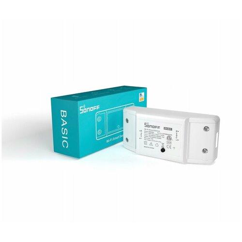 Умное WiFi реле Sonoff Basic
