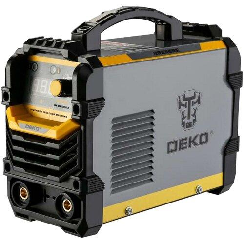 Сварочный аппарат инверторного типа DEKO DKWM200A MMA сварочный аппарат инверторного типа crown ct33100 mma