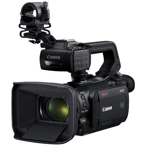 Фото - Видеокамера Canon XA55 черный видеокамера