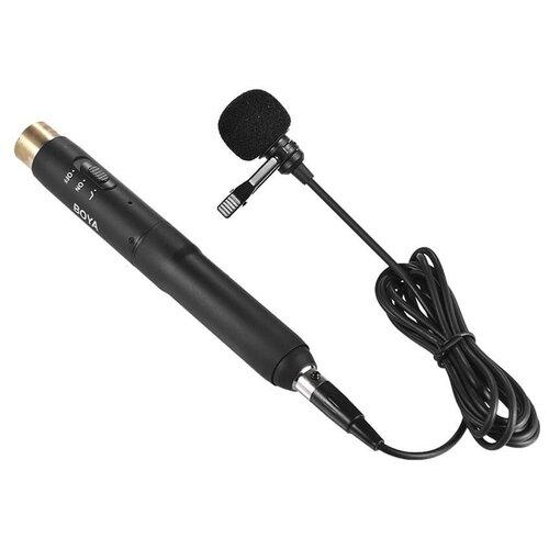 Микрофон BOYA BY-M11C, черный