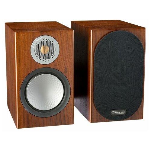 Полочная акустическая система Monitor Audio Silver 50 walnut
