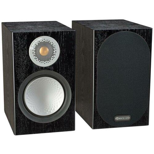 Полочная акустическая система Monitor Audio Silver 50 black oak