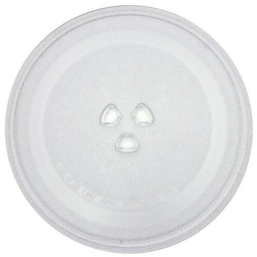 Тарелка Eurokitchen для микроволновки LG MC-7642W + очиститель жира 750 мл
