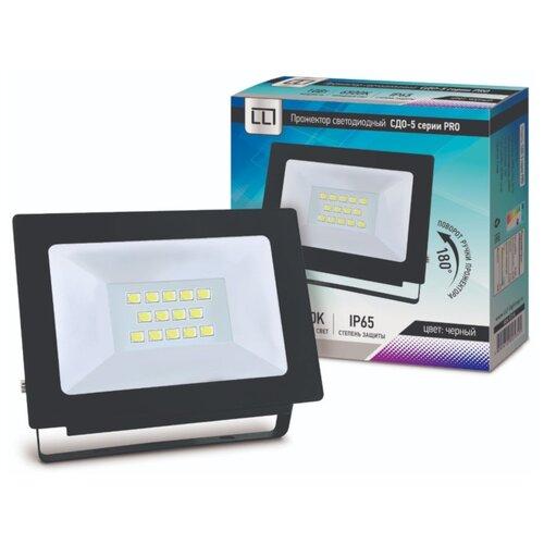Прожектор LLT СДО-5-10 PRO 10W 230V 6500К 950Lm IP65 4690612