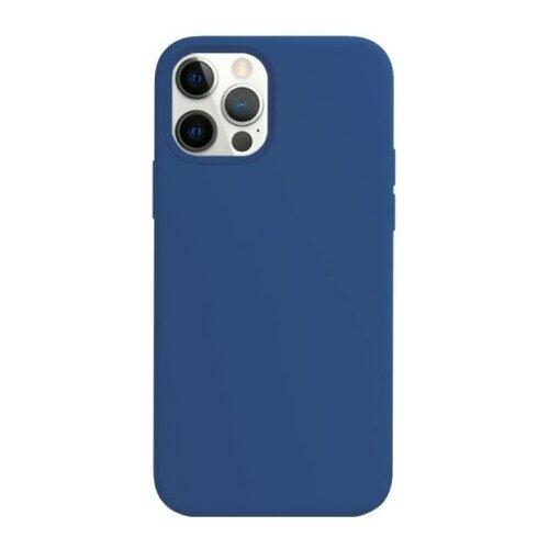 Чехол K-DOO Серии iCoat для iphone 12 / 12 pro Синий (Силикон)