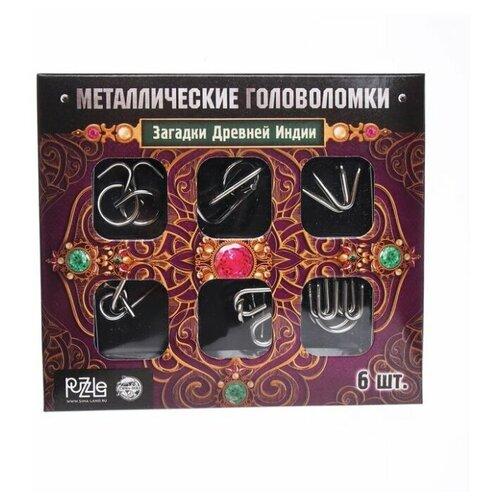 Металлические головоломки