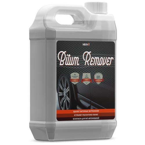Очиститель кузова Megvit от битума и реагентной пленки Bitum Remover, 5 л недорого