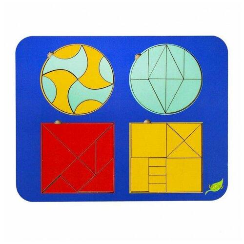 Набор головоломок LivCity деревянный н00045 LivCity