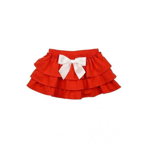 Фото - Юбка Mini Maxi, 2696, цвет красный 2696(2)красный-98 98 шорты mini maxi 4248 цвет красный 4248 2 красный 98 98