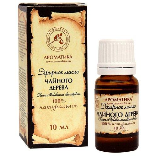 Ароматика эфирное масло Чайное дерево 10 мл