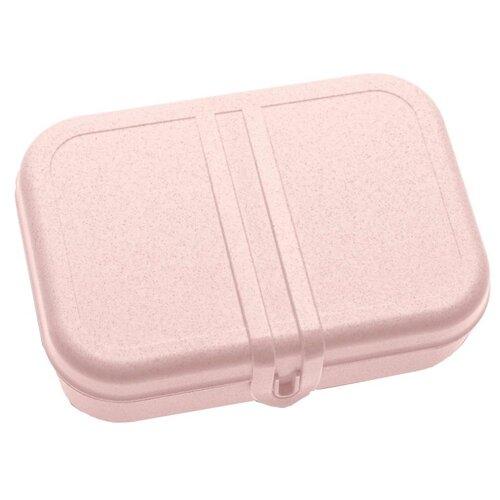 Koziol Ланч-бокс Pascal L Organic, 17x23.3 см, organic pink ланч бокс basic organic розовый